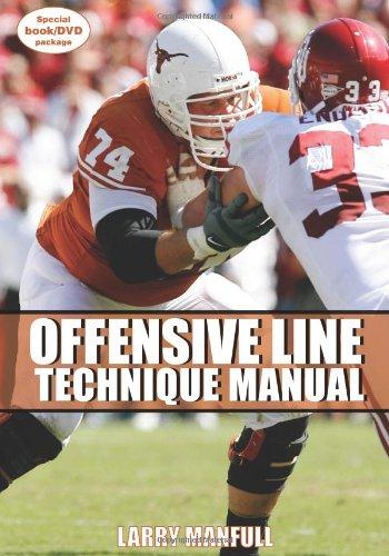 Offensive Line Technique Manual: Larry Manfull