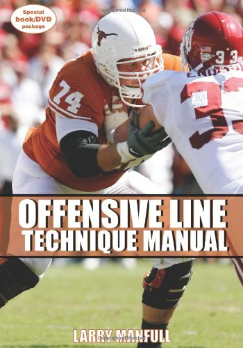 9781606791073: Offensive Line Technique Manual