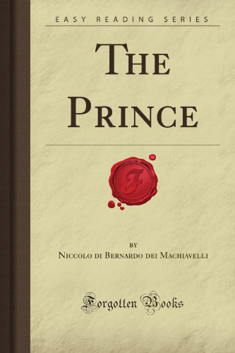 9781606801093: The Prince (Forgotten Books)