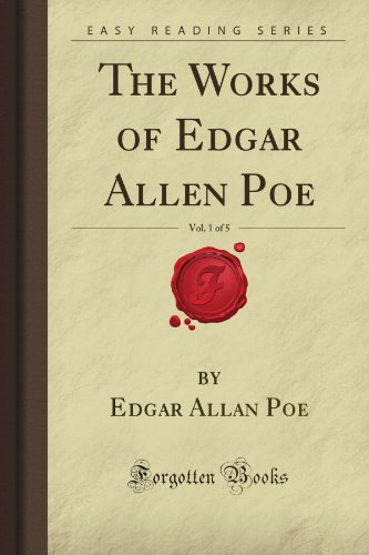 suspense in the works of edgar allan poe Poe and his friends: letters relating to poe, volume 18 of the complete works of edgar allan poe, edited by james a harrison (new york: crowell, 1902) the letters of edgar allan poe, 2 volumes, edited by.