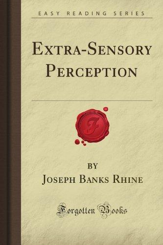 9781606802557: Extra-Sensory Perception (Forgotten Books)