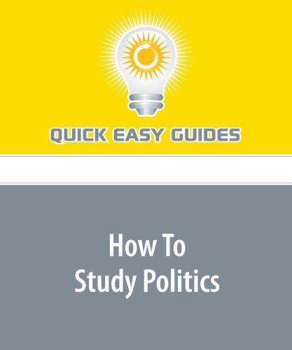 9781606807552: How To Study Politics
