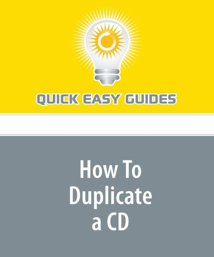 9781606809082: How To Duplicate a CD