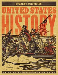 9781606820063: United States History Student Activities 4th Edition