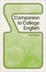9781606820407: Companion to College English