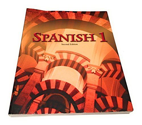9781606820612: Spanish 1 Student Text 2nd Edition Update