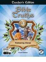 9781606820810: Bible 3 Following Christ Teacher Edition with CD