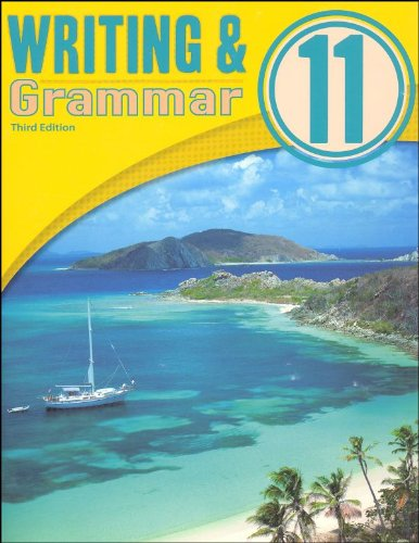 9781606820933: Writing and Grammar 11