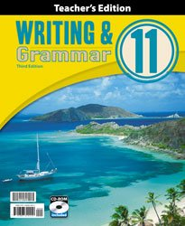 9781606820940: Writing and Grammar 11 Teacher's Edition with CD