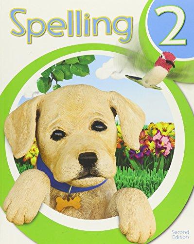 9781606821169: Spelling 2 Stu Wrktxt 2nd Ed