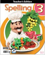 Spelling 3, Second Edition: Teacher's Edition With CD-ROM (2012 Copyright): Sandra Bircher, ...
