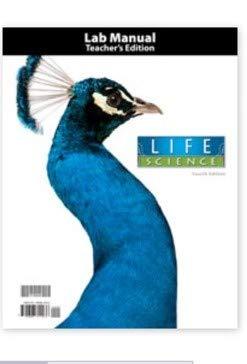 9781606822036: Life Science Lab Manual Teacher Edition - 4th Edition