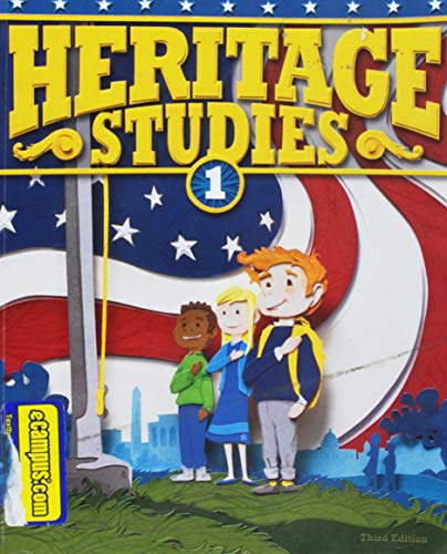 9781606822081: Heritage Studies Student Grade 1 3rd Edition