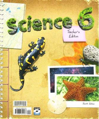 9781606822166: Science 6 Teacher Book with CD Grade 6 4th Edition