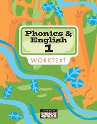 9781606822296: Phonics & English Worktext Gr1