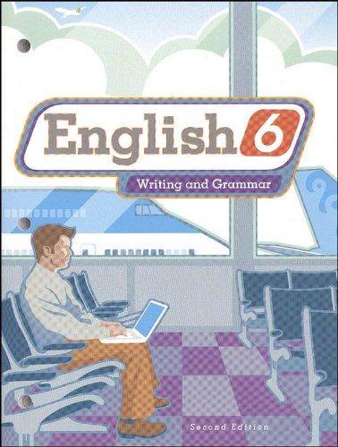 9781606822302: English 6