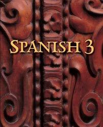 9781606822371: Spanish 3 Student Text Gr 9-12
