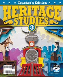 9781606824801: Heritage Studies Teacher Grd 3