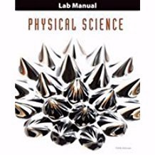 Physical Science Student Lab Manual - 5th Edition