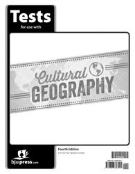 9781606826201: Cultural Geography Test 4th Ed