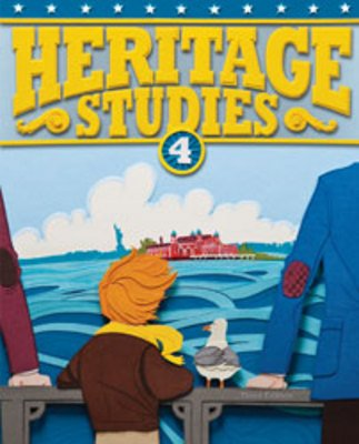 9781606827307: Heritage Studies 4 Teacher 3rd