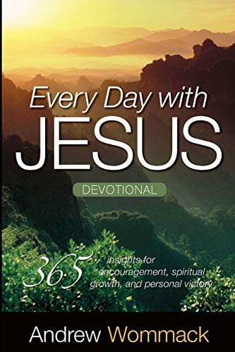 9781606833995: Every Day With Jesus Devotional: 365 Insights for Encouragement, Spiritual Growth, and Personal Victory