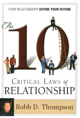 9781606834299: The 10 Critical Laws of Relationship