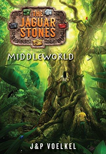 Middleworld (The Jaguar Stones, Book One): J&P Voelkel