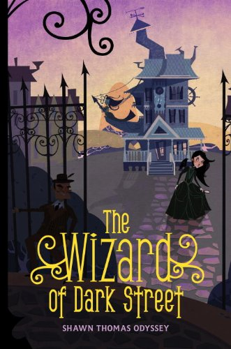 9781606841433: The Wizard of Dark Street: An Oona Crate Mystery