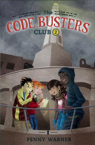 The Code Busters Club, Case #2: The Haunted Lighthouse: Warner, Penny