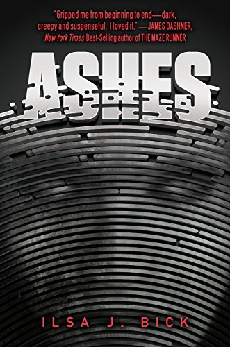 ASHES FIRST EDITION SIGNED BY THE AUTHOR: Bick, Ilisa J.