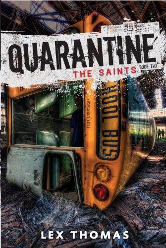 9781606843369: Quarantine #2: The Saints