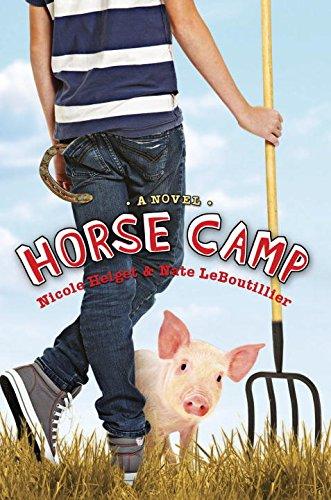 9781606843512: Horse Camp
