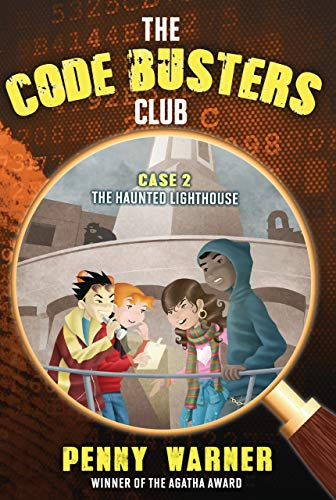 9781606844557: The Code Busters Club, Case #2: The Haunted Lighthouse