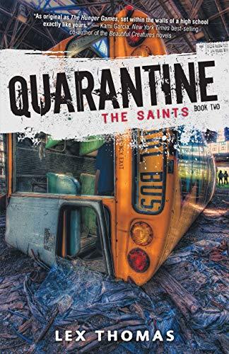 9781606845400: Quarantine #2: The Saints