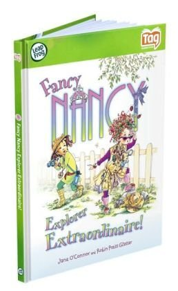 9781606851401: Tag Book, Fancy Nancy Explorer Extraordinaire!