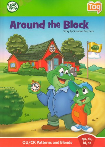 9781606851722: Around the Block (Leap Frog Tag Reading System)