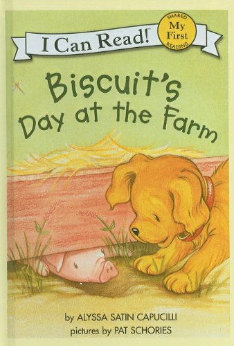 9781606860069: Biscuit's Day at the Farm (I Can Read Books: My First Shared Reading)