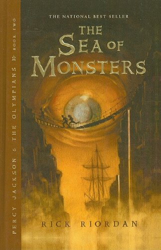 The Sea of Monsters (Hardback)