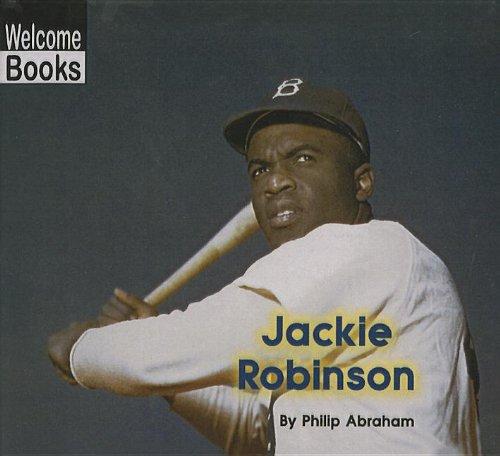9781606861325: Jackie Robinson (Welcome Books: Real People (Pb))