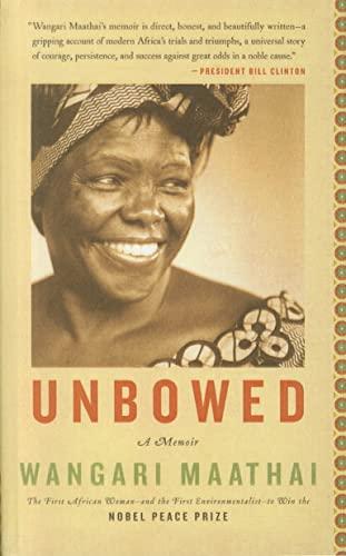 9781606861738: Unbowed: A Memoir