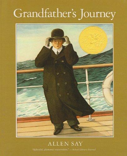 9781606861936: Grandfather's Journey