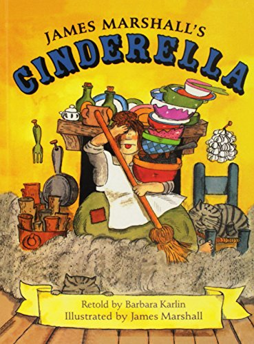 9781606862100: James Marshall's Cinderella (Picture Puffins)
