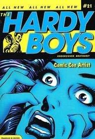 9781606862858: Comic Con Artist (Hardy Boys Graphic Novels)
