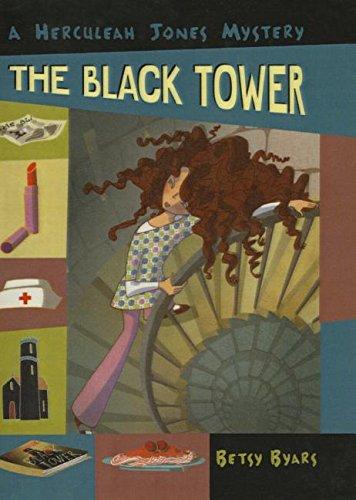 9781606863688: The Black Tower (Herculeah Jones Mysteries)