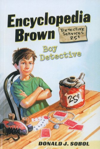 9781606863862: Encyclopedia Brown, Boy Detective
