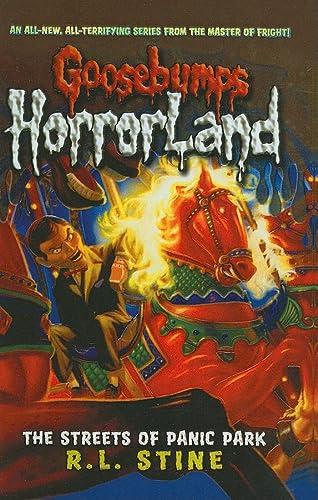 9781606864050: The Streets of Panic Park (Goosebumps: Horrorland (Pb))