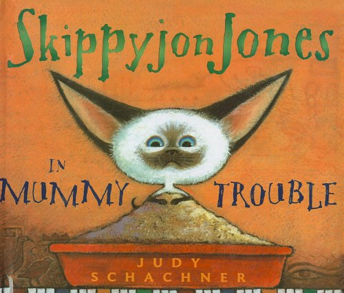 9781606864180: Skippyjon Jones in Mummy Trouble