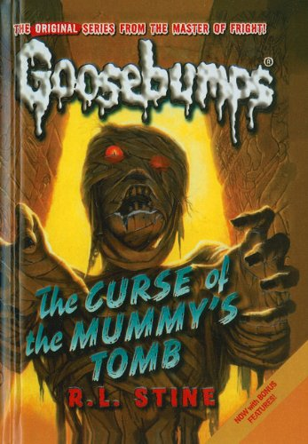 9781606864258: The Curse of the Mummy's Tomb (Goosebumps)