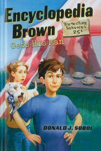 9781606864647: Encyclopedia Brown Gets His Man